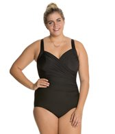 Miraclesuit Plus Plus Size Sanibel One Piece