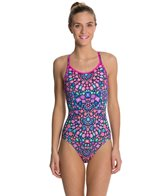 Funkita Tiffany Charm Diamond Back Swimsuit