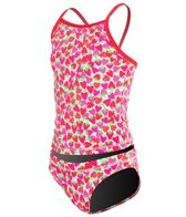Funkita Strawberry Sundae Girls' Tankini Set