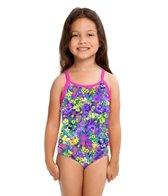 Funkita Toddler Girls' Enchanted Florist One Piece Swimsuit