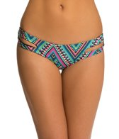 L-Space Antigua Black Estella Bikini Bottom