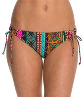Hobie Tribal Treasure Adjustable Hipster Bikini Bottom