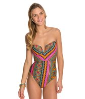 Hobie Tribal Treasure One Piece Swimsuit