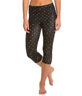 CW-X Women's Stabilyx 3/4 Running Tights Print