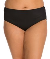 Gottex Plus Size High Waist Pant