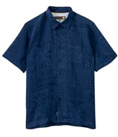 Quiksilver Waterman's Aganoa Bay 3 S/S Shirt