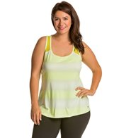 Marika Ava Plus Size Workout Singlet