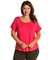 Marika Ella Short Sleeve Yoga Shirt