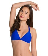 Body Glove Swimwear Smoothies Flare Triangle Bikini Top
