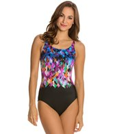 Gottex Fire & Ice Mastectomy One Piece Swimsuit