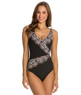 Gottex Honduras Surplice One Piece