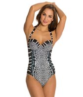 Gottex Savannah Underwire Halter One Piece