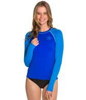 Body Glove Women's Sleek L/S Rashguard