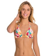 Body Glove Swimwear Sanctuary Oasis Triangle Slider Bikini Top