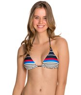 Body Glove Summertime Oasis Slider Triangle Bikini Top
