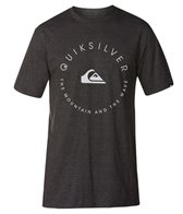 Quiksilver Men's Good Circle Short Sleeve Tee