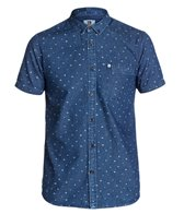 Quiksilver Men's Snow Caps Short Sleeve Shirt