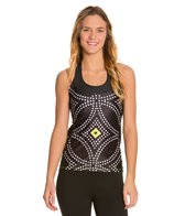 Moxie Cycling Women's T-Back Printed Tank