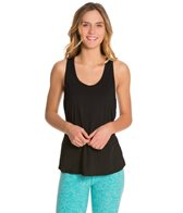 Beyond Yoga Sleek Stripe Low-Cut Tank