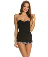 Profile by Gottex Party Time Bandeau Swimdress