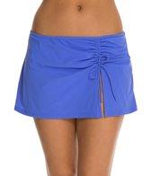 Profile by Gottex Tutti Frutti Side Shirred Swim Skirt