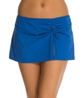 Profile by Gottex Tutti Frutti Side Shirred Swim Skirt