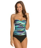 Profile by Gottex Road Trip Soft Cup One Piece Swimsuit