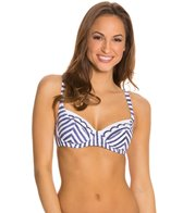 Profile Blush Sail Away Underwire Bra Bikini Top (D/E/F Cup)