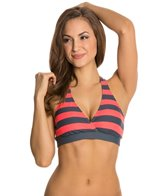 Next Lined Up 29 Min. Sports Bra Bikini Top