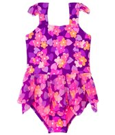 Hula Star Enchanted Garden Petal One Piece (2T-6X)