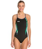 Arena Carbonite Light Drop Back One Piece