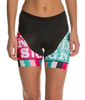 Betty Designs Jacquard Tri Short