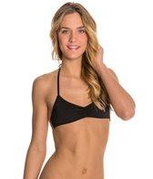 Billabong Monterrico Solid Tali Halter Bikini Top