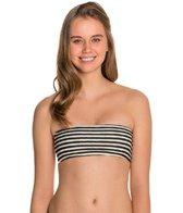 Billabong Monterrico Stripe Bandeau Bikini Top