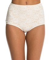 Billabong Bella Lace Retro High Waist Bikini Bottom