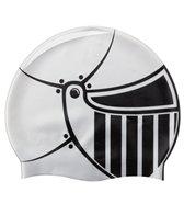 Sporti Knight Silicone Swim Cap