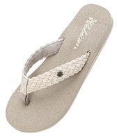 Cobian Women's Braided Bounce Flip Flop