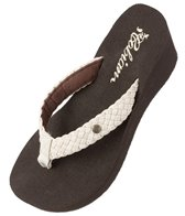 Cobian Women's Zoe Wedge Flip Flop