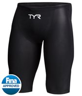 TYR Avictor Solid Male Short Jammer Tech Suit Swimsuit