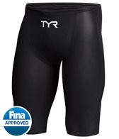 TYR Avictor Solid Male High Short Jammer Tech Suit Swimsuit