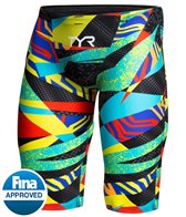 TYR Avictor Prelude Male Short Jammer Tech Suit
