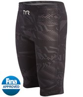 TYR Avictor Prelude Male High Short Jammer Tech Suit