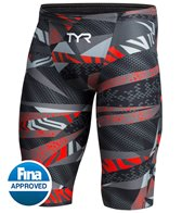 TYR Avictor Prelude Male High Short Jammer Tech Suit Swimsuit