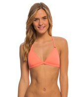 O'Neill Swimwear Salt Water Solids Peace Back Bikini Top