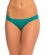 O'Neill Swimwear Salt Water Solids Tab Side Bikini Bottom