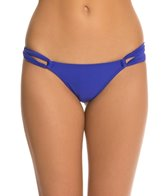 ONeill Swimwear Salt Water Solids Loop Tab Side Bikini Bottom
