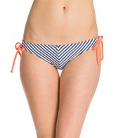 Splendid Blocked and Blue Tunnel Bikini Bottom