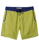 Mr.Swim Men's Marilyn Geo Swim Trunk