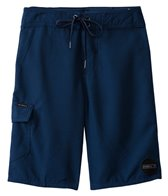 O'Neill Boys' Santa Cruz Solid Boardshort (8yrs-14+yrs)