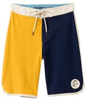 O'Neill Boys' Santa Cruz Original Scallop Boardshort  (8yrs-14yrs)